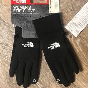 NWT - NORTH FACE ETIP Gloves - NO OFFERS PLS